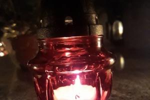 2018.11.01 Modlitwa na cmentarzu