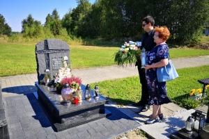 2020.08.22 Rocznica śmierci Ks. Proboszcza Tomasza Wiosny